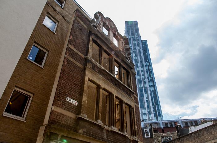 Spitalfields: Gun Street London