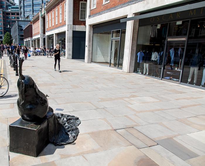 Spitalfields: Brushfield Street London