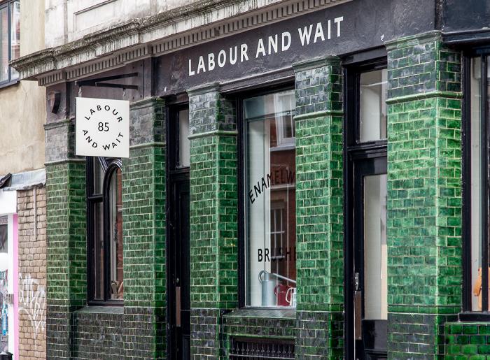 London Shoreditch: Redchurch Street
