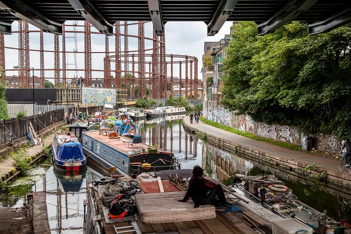 Bethnal Green: Regent's Canal London