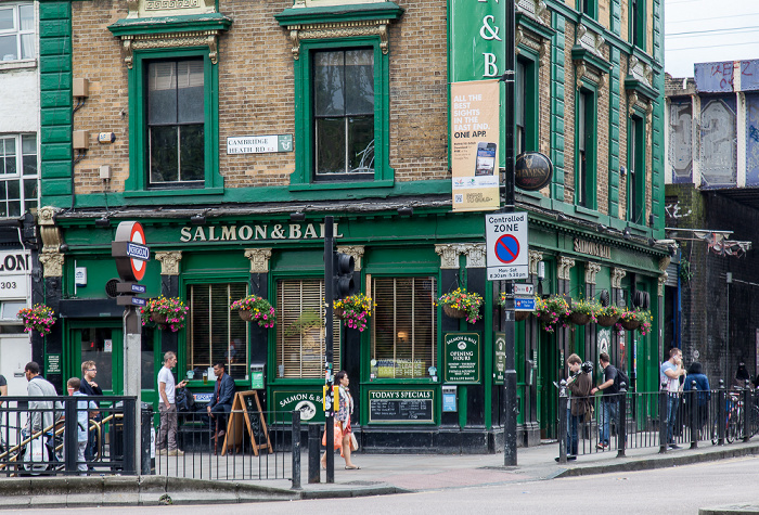 Bethnal Green: Salmon and Ball London