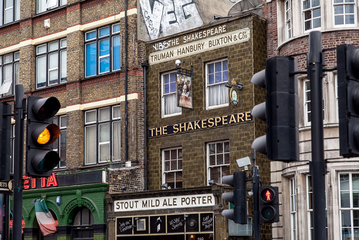London Bethnal Green: The Shakespeare