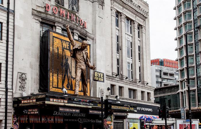 Tottenham Court Road: Dominion Theatre London