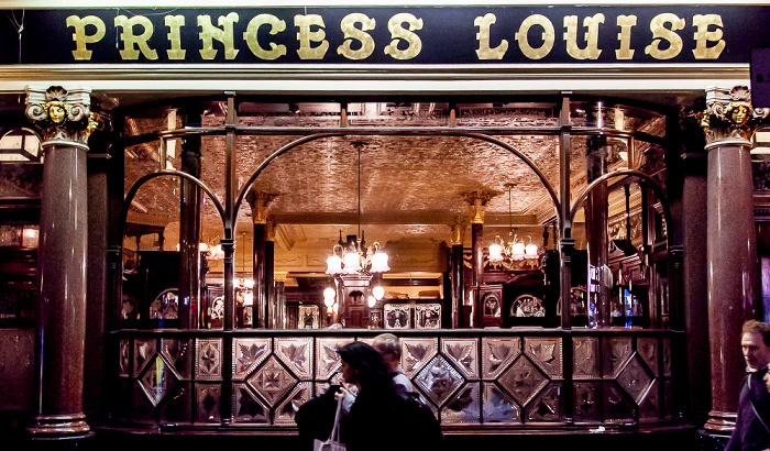 London High Holborn: The Princess Louise
