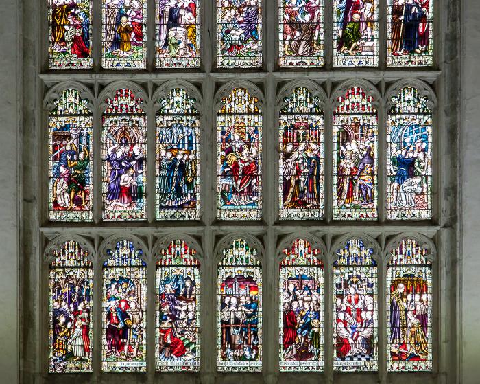 Canterbury Cathedral: Kapitelsaal