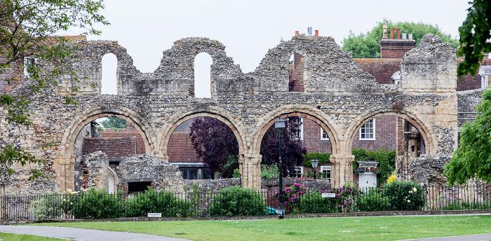 Canterbury The Precinct