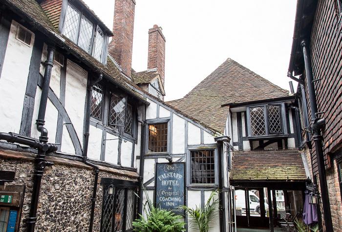Canterbury The Falstaff Hotel