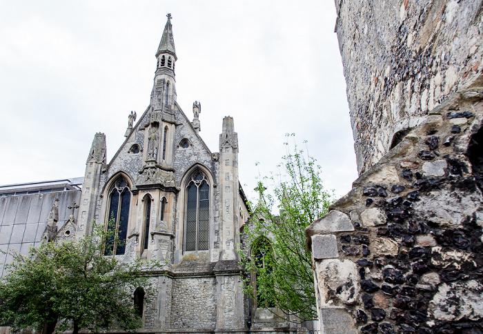 Canterbury Burgate