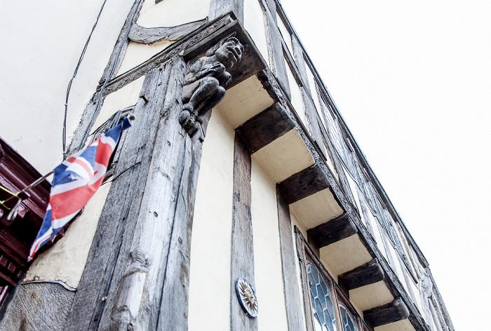 Canterbury Palace Street