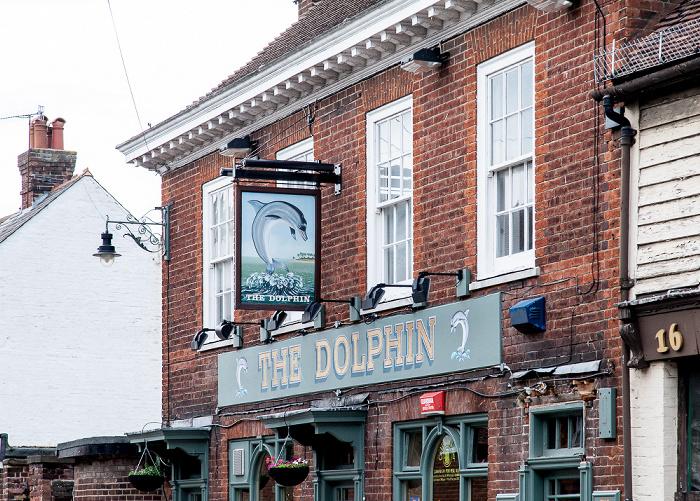 Canterbury St Radigunds Street: The Dolphin