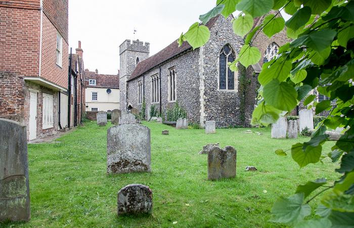 Canterbury St Peter's Church