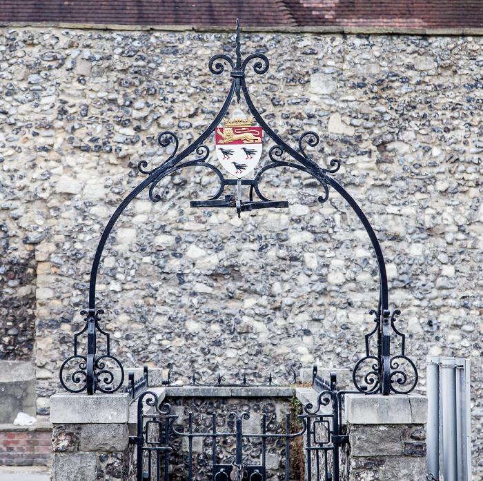Canterbury City Walls (Stadtmauer)