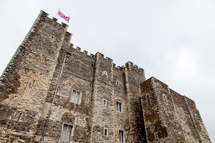Dover Castle: Great Tower