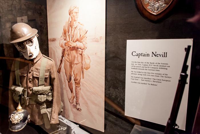 Dover Castle: Princess of Wales' Royal Regiment Museum