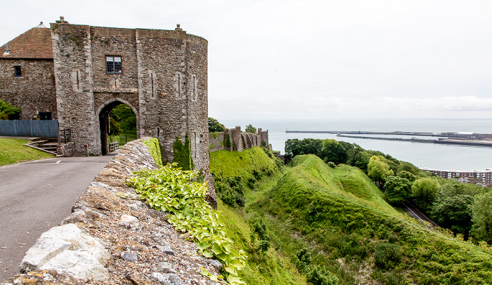 Dover Castle: Peverell's Tower
