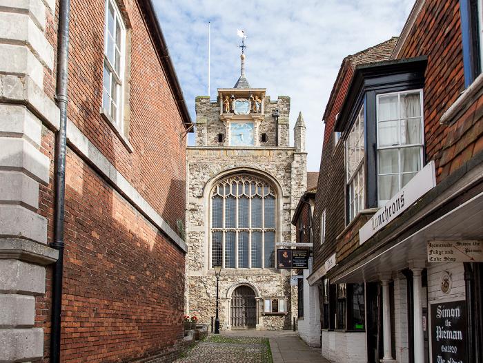 Rye Lion Street, Parish Church St. Mary