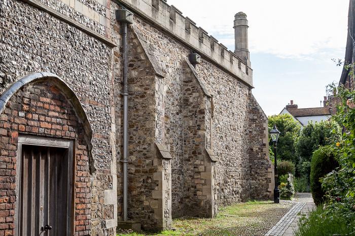 Rye Parish Church St. Mary