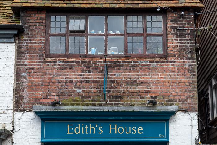 Rye High Street: Edith's House