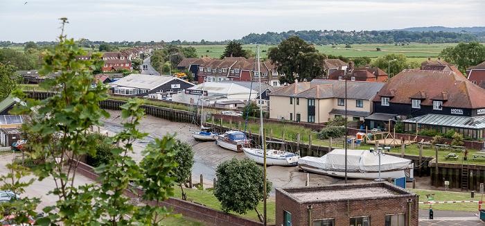 River Tillingham: Rye Harbour