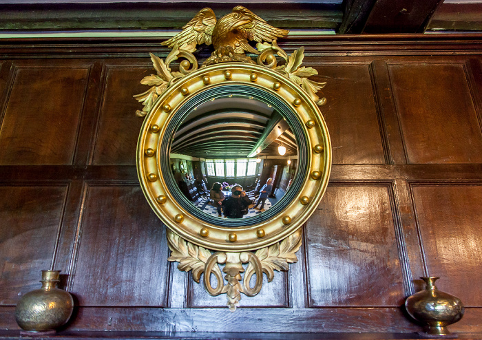 Burwash Bateman's (Alterswohnsitz des Schriftstellers Rudyard Kipling)