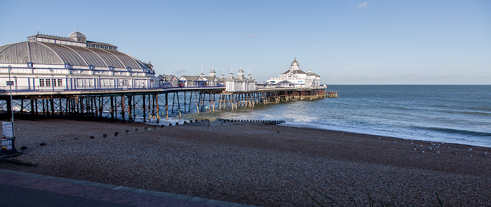 Eastbourne Pier, Ärmelkanal (English Channel)