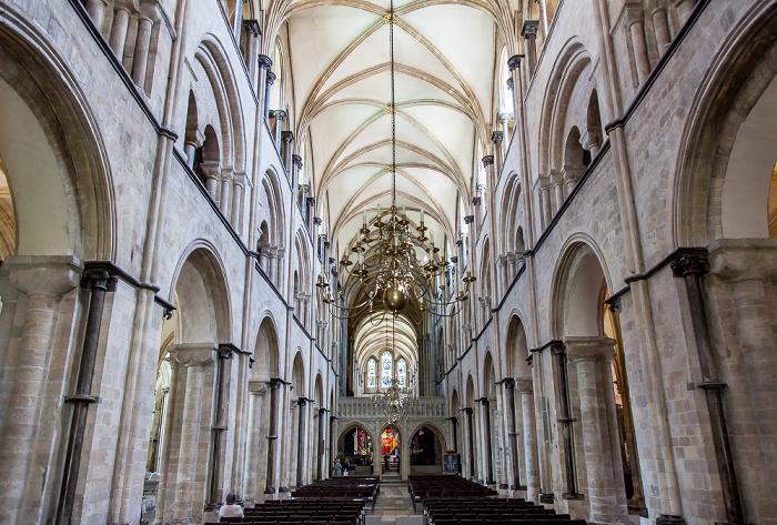 Chichester Cathedral: Hauptschiff