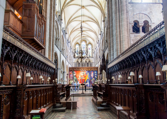 Chichester Cathedral: Chor