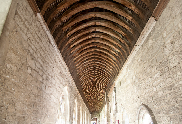 Chichester Cathedral: Kreuzgang