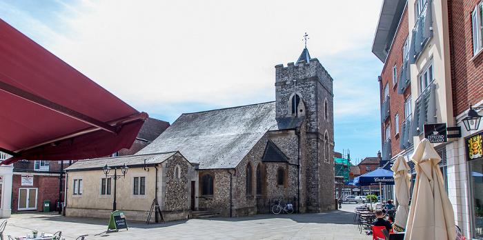 Chichester St Pancras Church