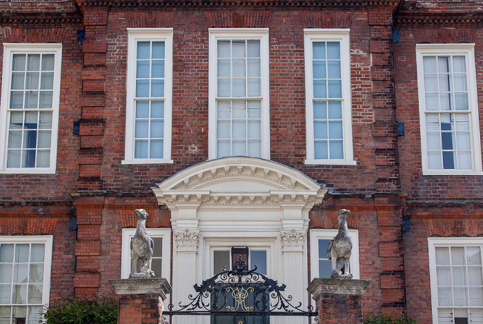 Chichester North Pallant: Pallant House Gallery