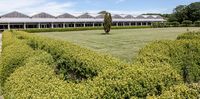 Fishbourne Roman Palace: Museum und Garten