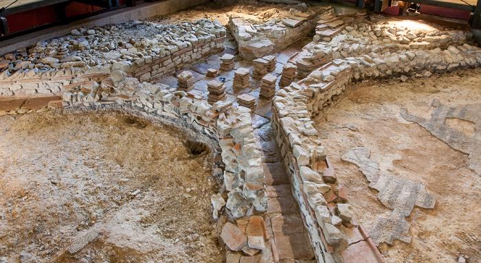 Fishbourne Roman Palace: Museum