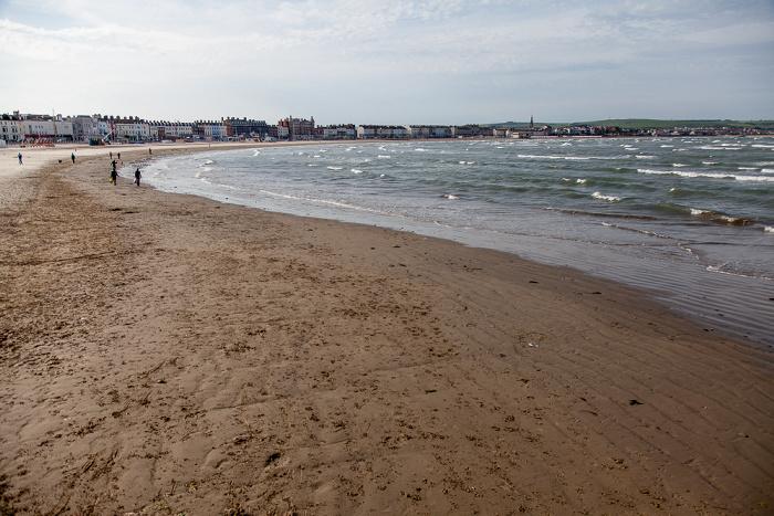 Esplanade, Strand, Weymouth Bay