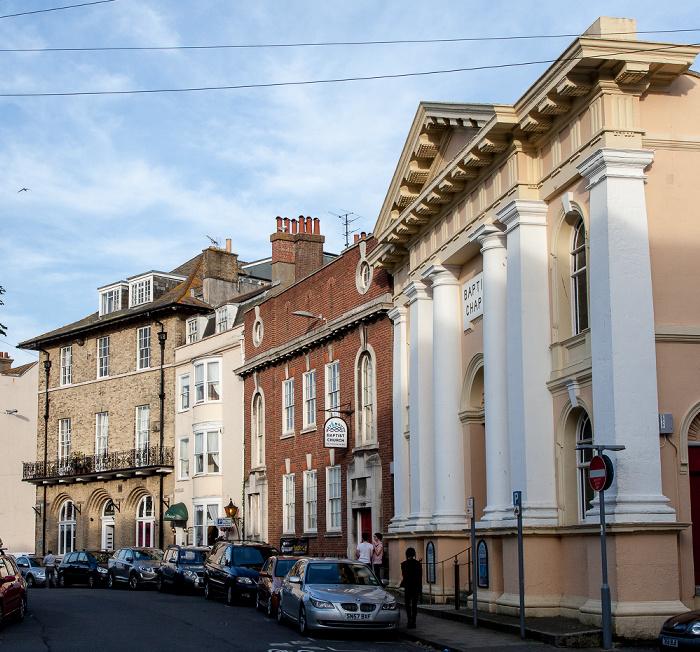 The Esplanade: Weymouth Baptist Church