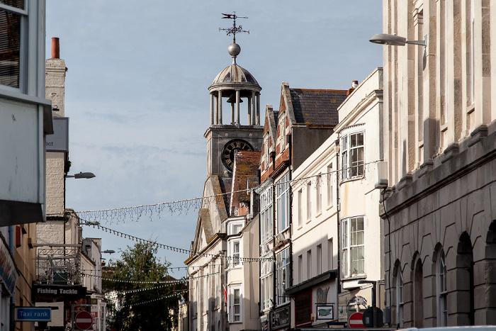Weymouth Melcombe Regis: St Mary's Church