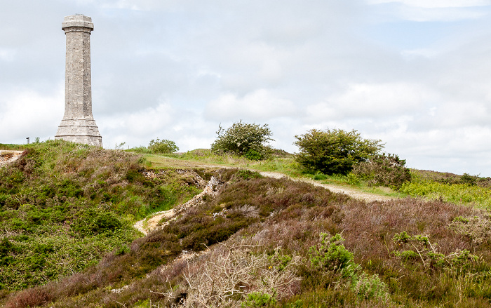 Black Down Hardy Monument