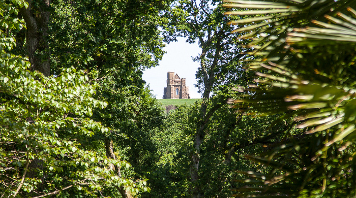 Abbotsbury Subtropical Gardens St Catherine's Chapel