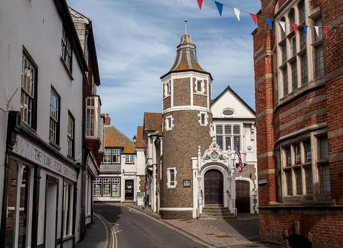 Lyme Regis Bridge Street Lyme Regis Museum