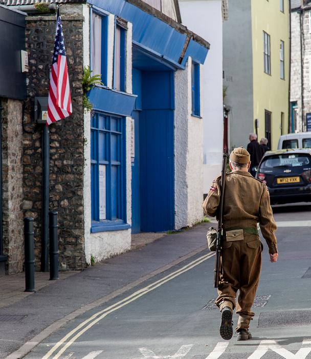 Lyme Regis Coombe Street