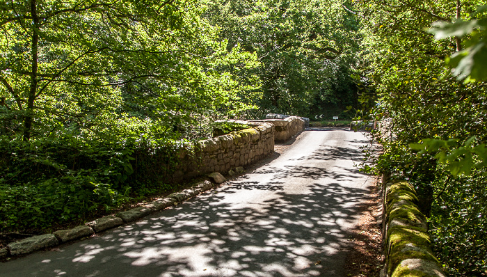Dartmoor National Park Dartmoor: Holne Bridge
