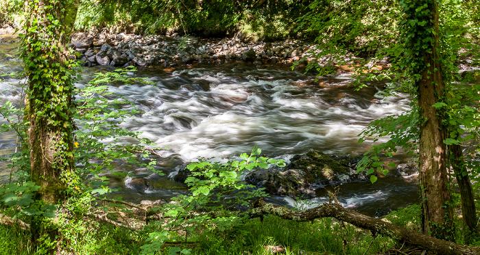 Dartmoor National Park Dartmoor: River Dart