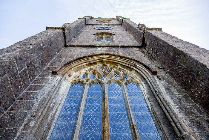 Widecombe-in-the-Moor Church of Saint Pancras (Cathedral of the Moors)
