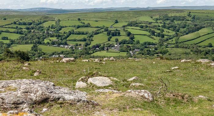 Dartmoor National Park Dartmoor