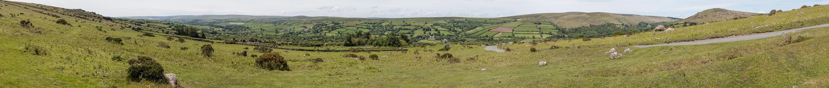 Dartmoor National Park Dartmoor, Widecombe-in-the-Moor