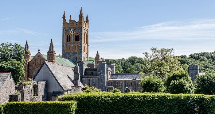 Buckfastleigh Buckfast Abbey Abbey Church of St Mary