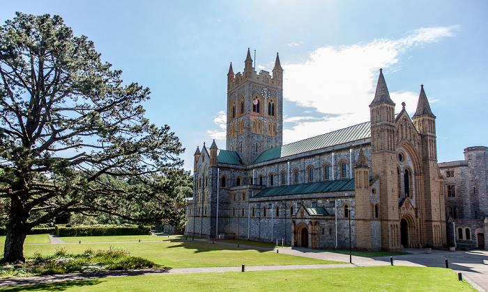 Buckfastleigh Buckfast Abbey: Abbey Church of St Mary