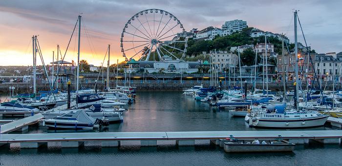 Torquay Harbour, The English Riviera Wheel