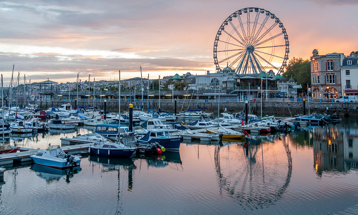Torquay Harbour, The English Riviera Wheel