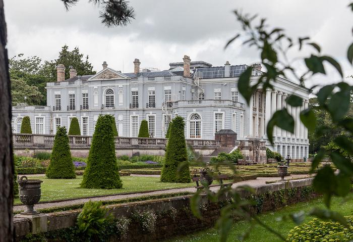 Paignton Oldway Mansion Gardens, Oldway Mansion