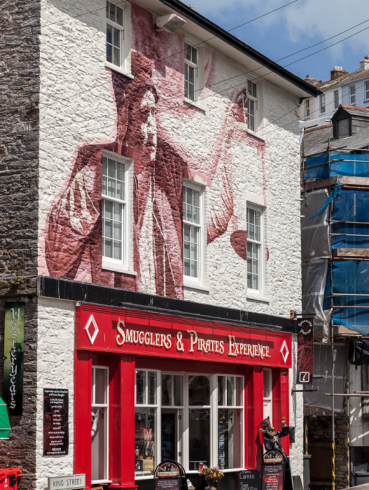 Brixham King Street: The Smugglers and Pirates Experience